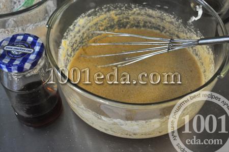 Кекс с вишней – кулинарный рецепт