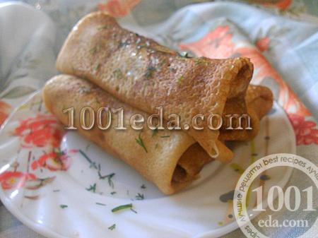 Томатно-мясной соус для блинов – кулинарный рецепт