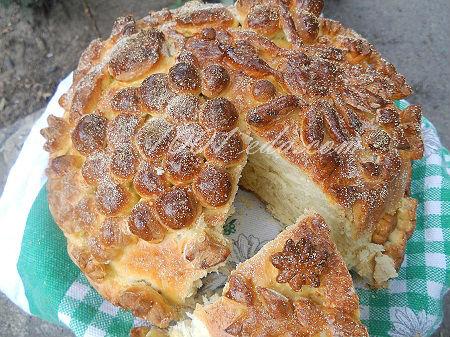 Как приготовить сдобный хлеб
