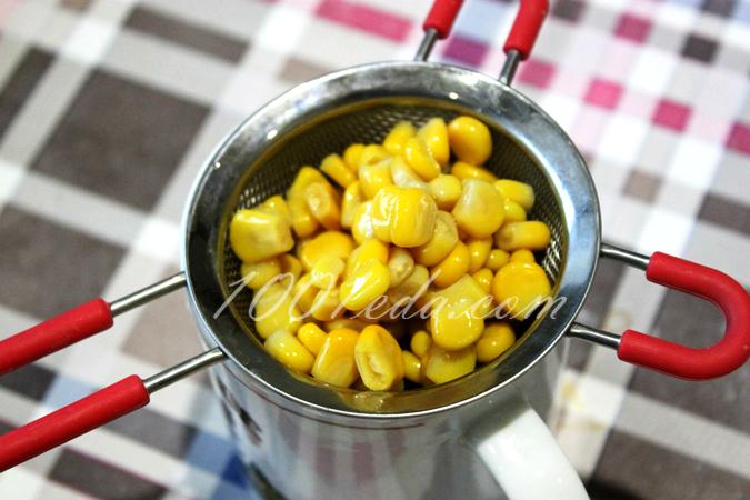Как сделать витаминный салат с капустой 212