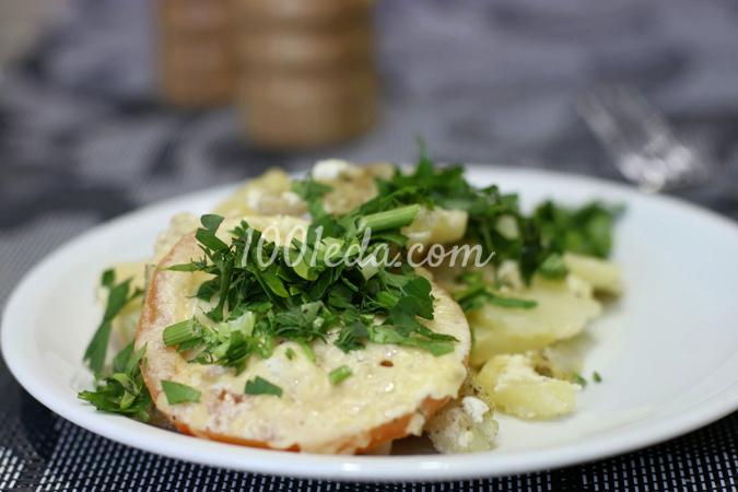 рецепт маслят с картошкой в мультиварке