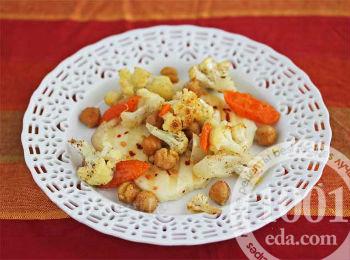 Блюда из цветной капусты с фаршем