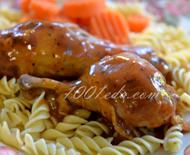 Курица в соусе барбекю в медленноварке: рецепт с пошаговым фото