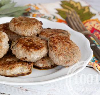 домашние котлеты с картофелем рецепт