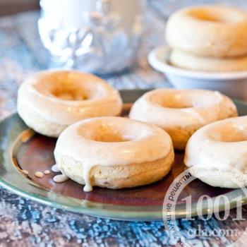 Рецепт пончиков в духовке