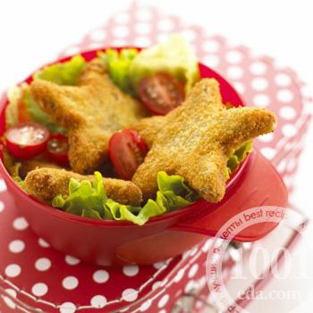 Гречнево -картофельные постные котлеты без мяса