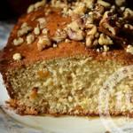 Абрикосовый ореховый хлеб: рецепт с пошаговым фото