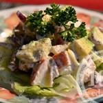 Cалат куриный с авокадо: рецепт с пошаговым фото
