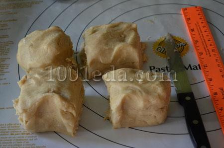 Рецепт печенья с начинкой