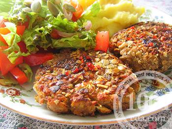 Печеночные куриные оладьи рецепт с фото пошагово