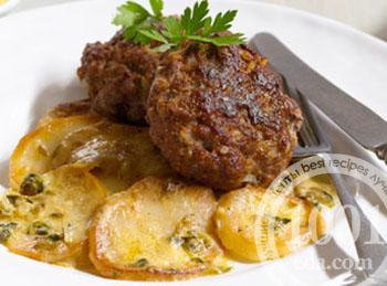 капустные котлеты с мясным фаршем рецепт