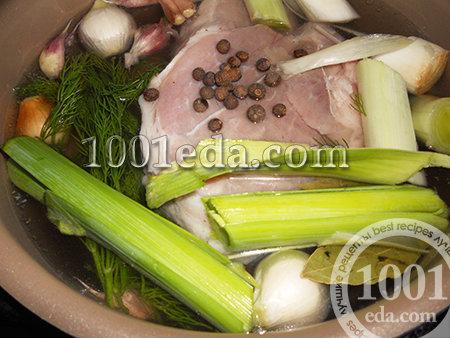 Холодец в мультиварке рецепты с фото пошагово