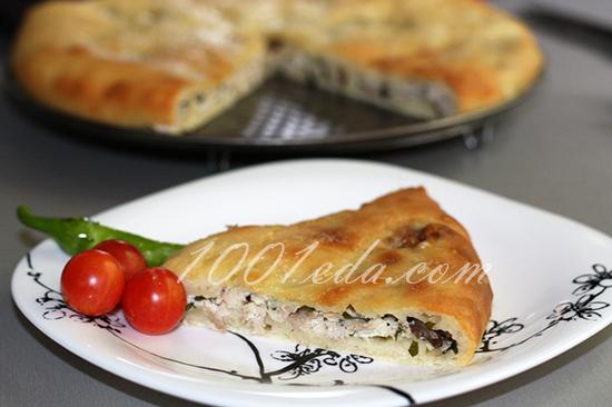 Классический рецепт теста для осетинского пирога