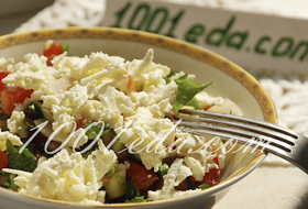 Шопский салат: рецепт с пошаговым фото