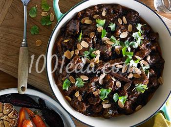 Запеченная телятина с математическим расчетом – кулинарный рецепт