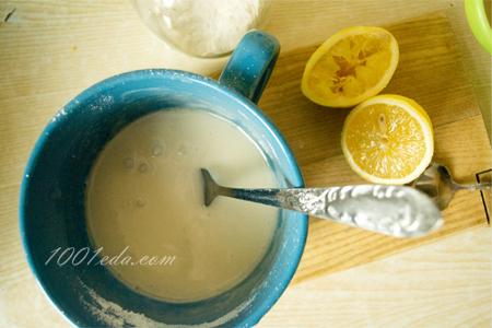 Лимонная глазурь для торта рецепт пошагово 12