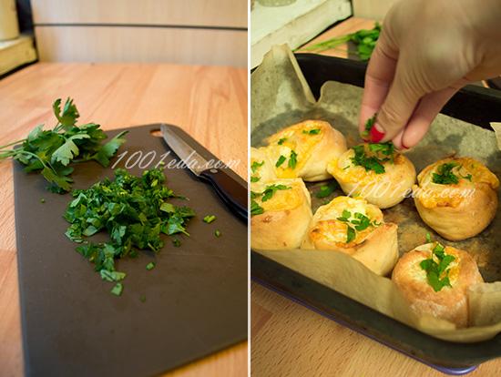 Ароматные булочки и поросята, пошаговый рецепт с фото