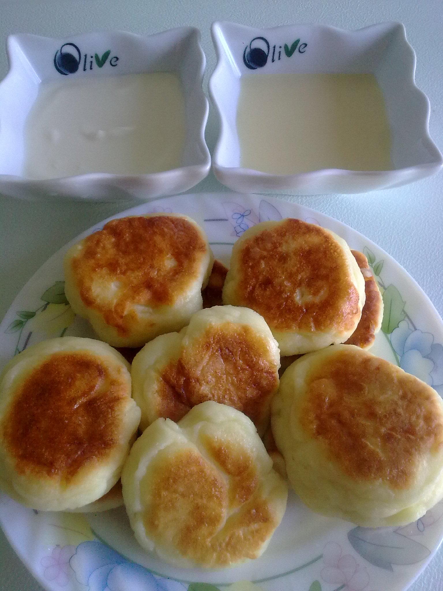 Рецепт сырников из творожной массы пошаговый с