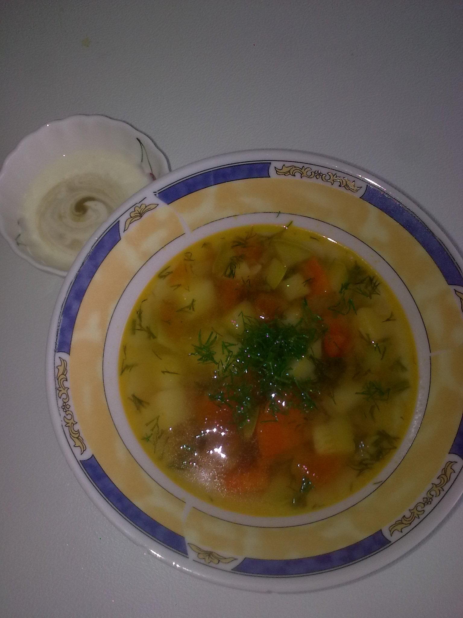 Рецепт овощного супа для беременных 63