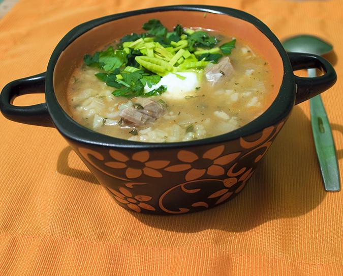 rfккакак приготовить суп харчо