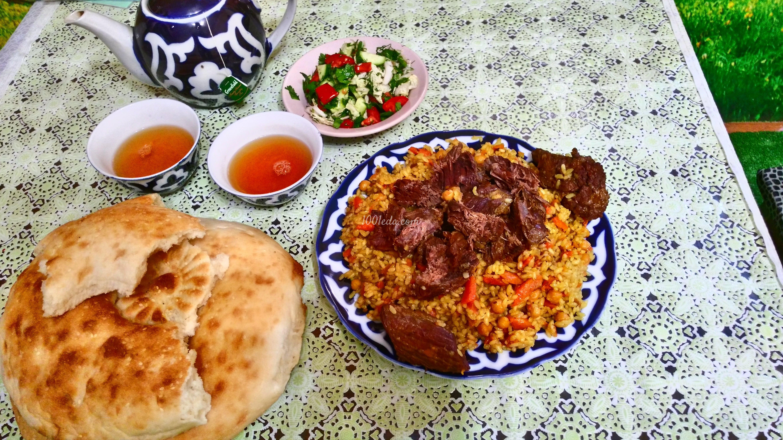 Рецепт узбекского плова пошагово в казане
