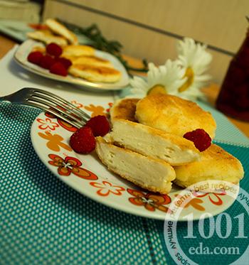 Сырники от константина ивлева рецепт пошагово