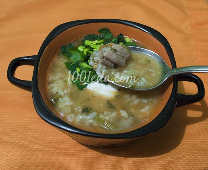 Как готовить суп харчо из говядины рецепт