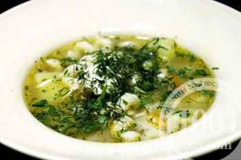 куриный детский суп рецепт классический с