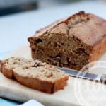 Ароматный хлеб на кефире с грецкими орехами