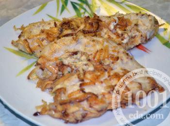 Жаренные морские гребешки в ореховой панировке, пошаговый рецепт с фото