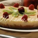 Ягодно-йогуртовый десерт без выпечки: рецепт с пошаговым фото
