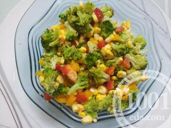 Овощи стир-фрай — отличный гарнир к рыбе