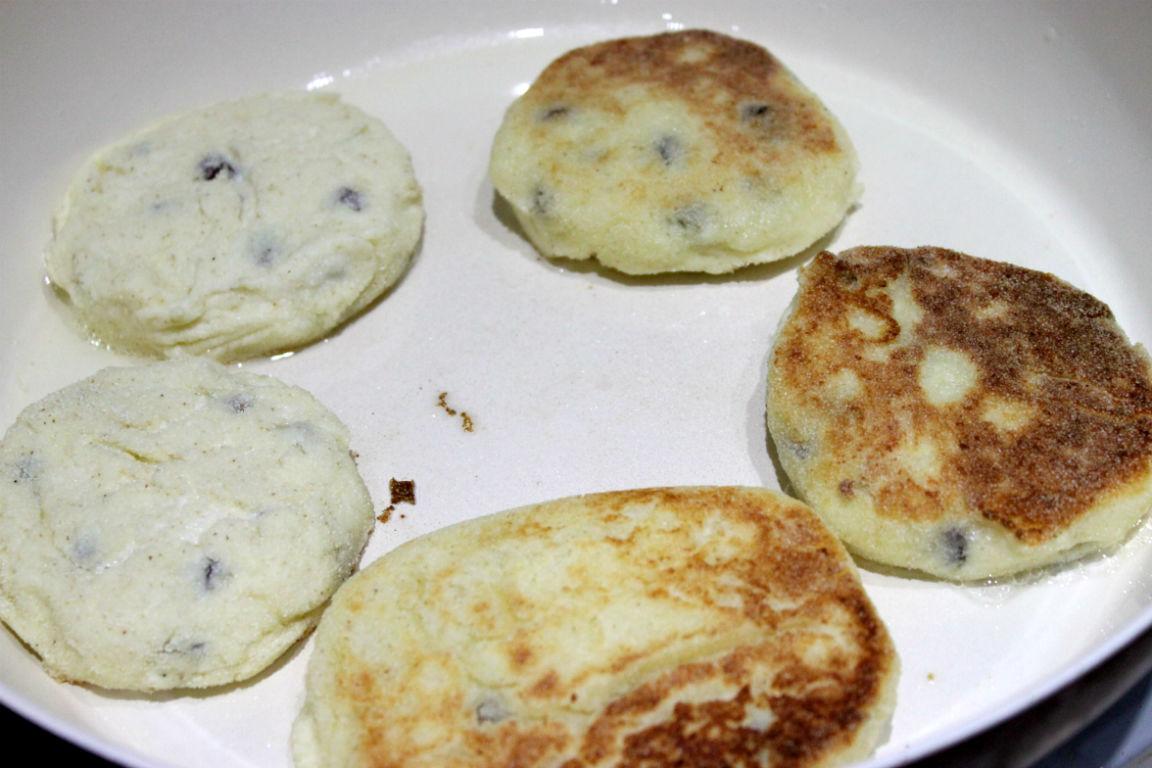 Как приготовить сырники из творога и манки пошаговый рецепт