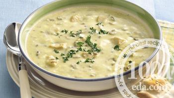 рецепт рисового супа с курицей для детей