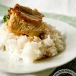 Свиные ребрышки в соусе Сацебели: рецепт с пошаговым фото