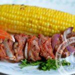 Маринованный говяжий шашлык на томатной пасте: рецепт с пошаговым фото