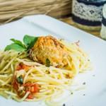 Спагетти с мясными шариками: рецепт с пошаговым фото