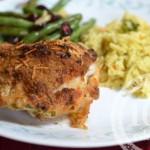 Пряные куриные бедрышки: рецепт с пошаговым фото