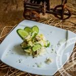 Пюре с рыбой и зеленью: рецепт с пошаговым фото