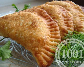 Фальшивые чебуреки из кабачков-2 – кулинарный рецепт
