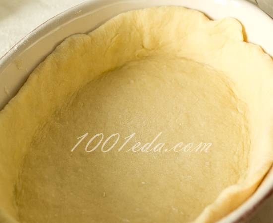 Пирог с капустой и консервой рецепт с