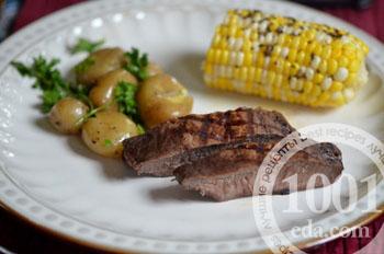 рецепт для маринованной говядины в вине в духовке