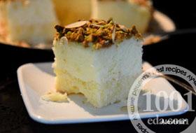 Десерт Басбоса: рецепт с пошаговым фото