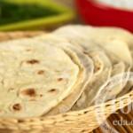 Чапати: индийский хлеб
