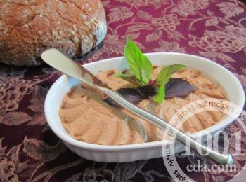 Рецепт паштета из гусиной печени фуа-гра