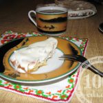 Хрустящий манный пирог с сиропом и сметаной: рецепт с пошаговым фото