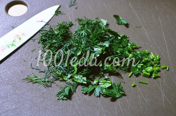 Скумбрия целиком в духовке: рецепт с пошаговым фото Шаг №2
