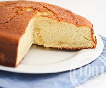 пирог сладкий легкий в приготовлении