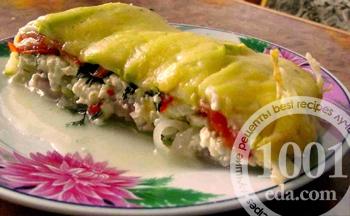 Лазанья из кабачков: рецепт с пошаговым фото