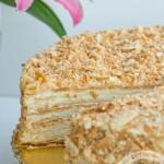 Торт Наполеон: классический рецепт